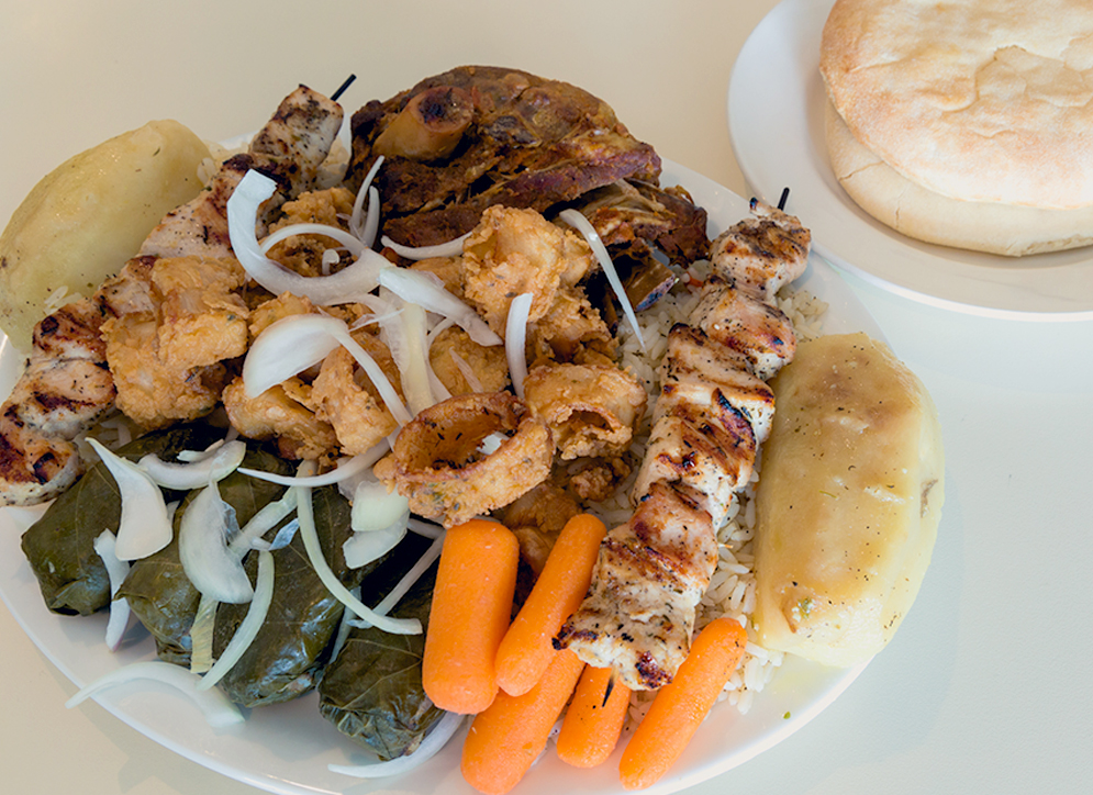Yiannis Greek Taverna | 543 Sixth St, New Westminster, BC | (604 ...